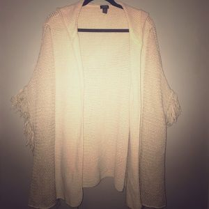 OBO -Anthropologie/Roffé Accessories Knit Cardigan
